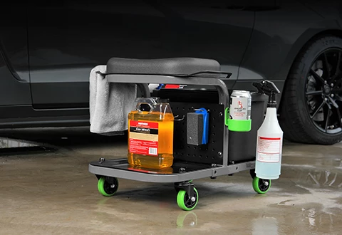 The Ultimate Car Wash Caddy Car Wash Car Wash Business Mobile Car Wash