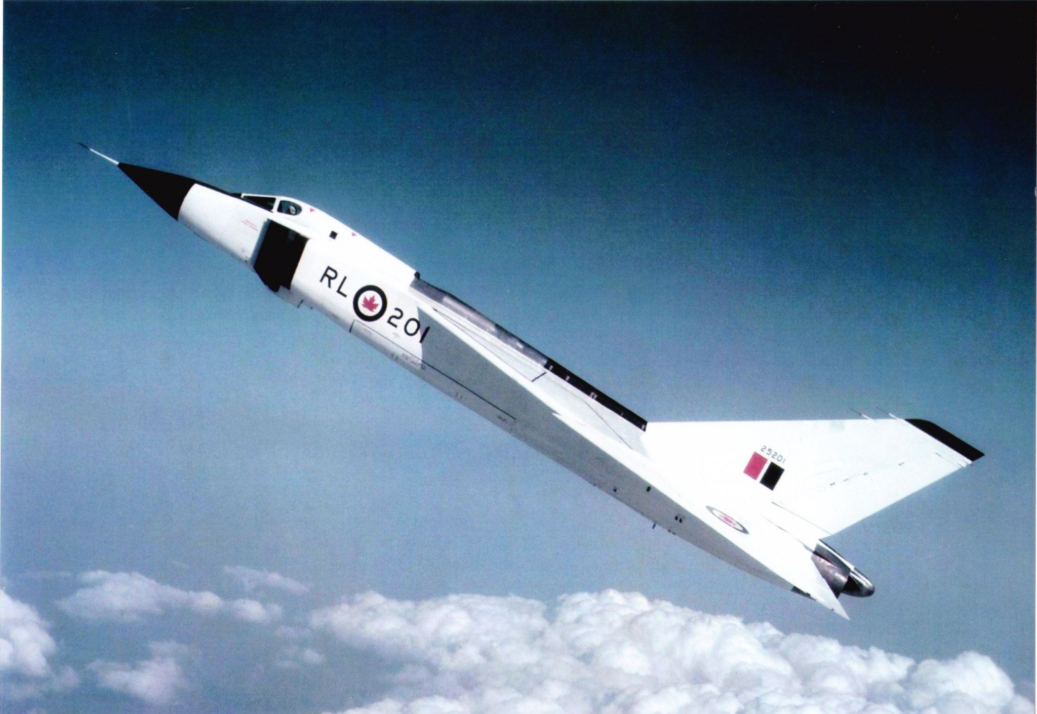 Avro Arrow RL201 Avro arrow, Fighter jets, Military aircraft