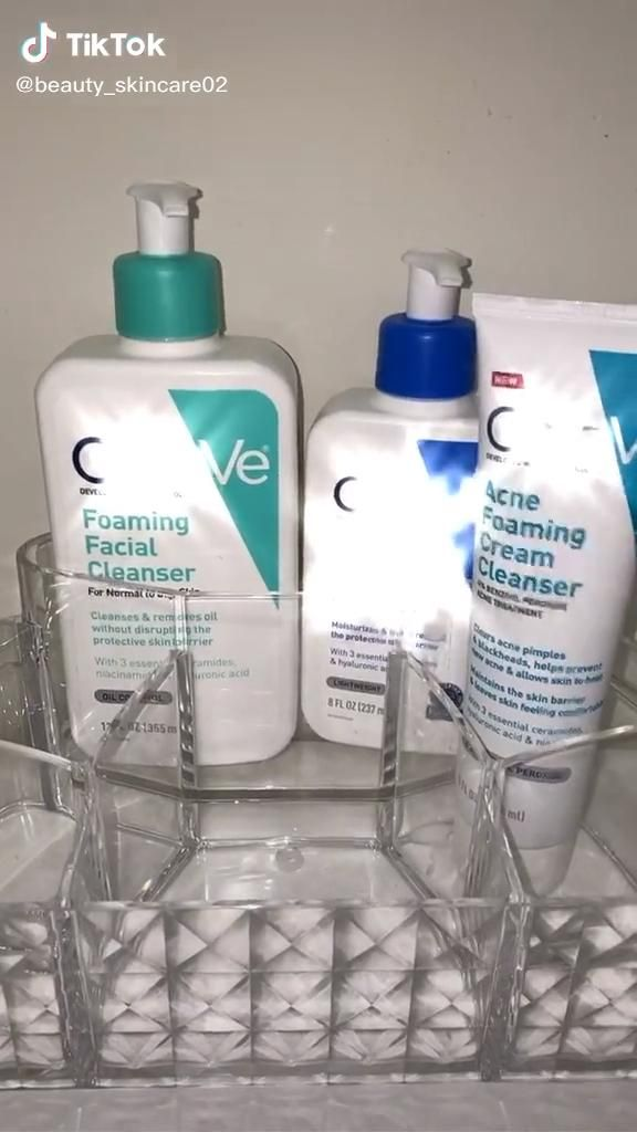 Top 5 best CeraVe products for oily skin