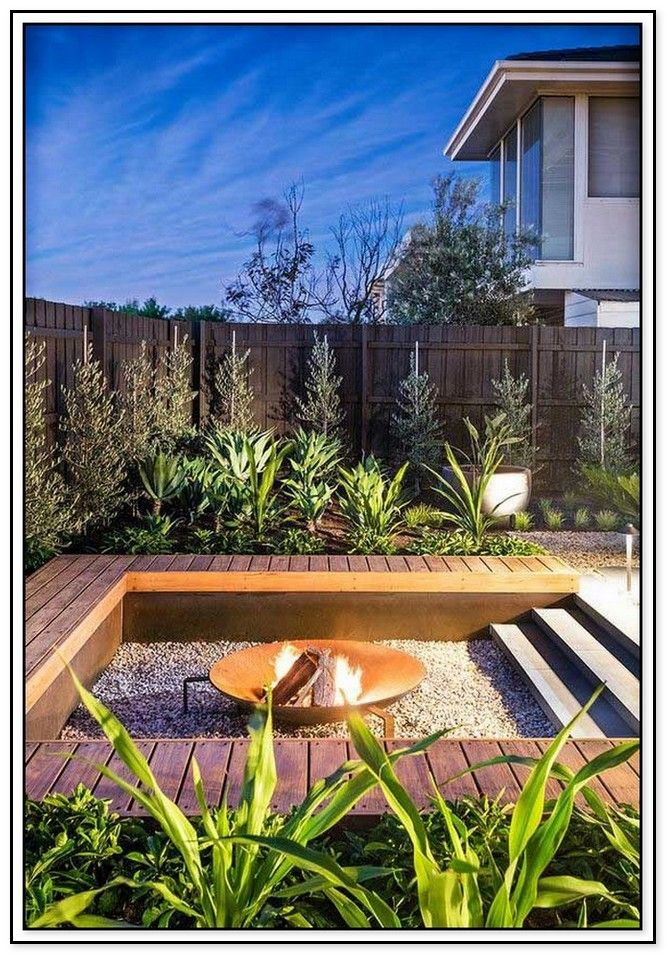 Photo of 45 Backyard Fire Pit Ideas with Cozy Seating Area