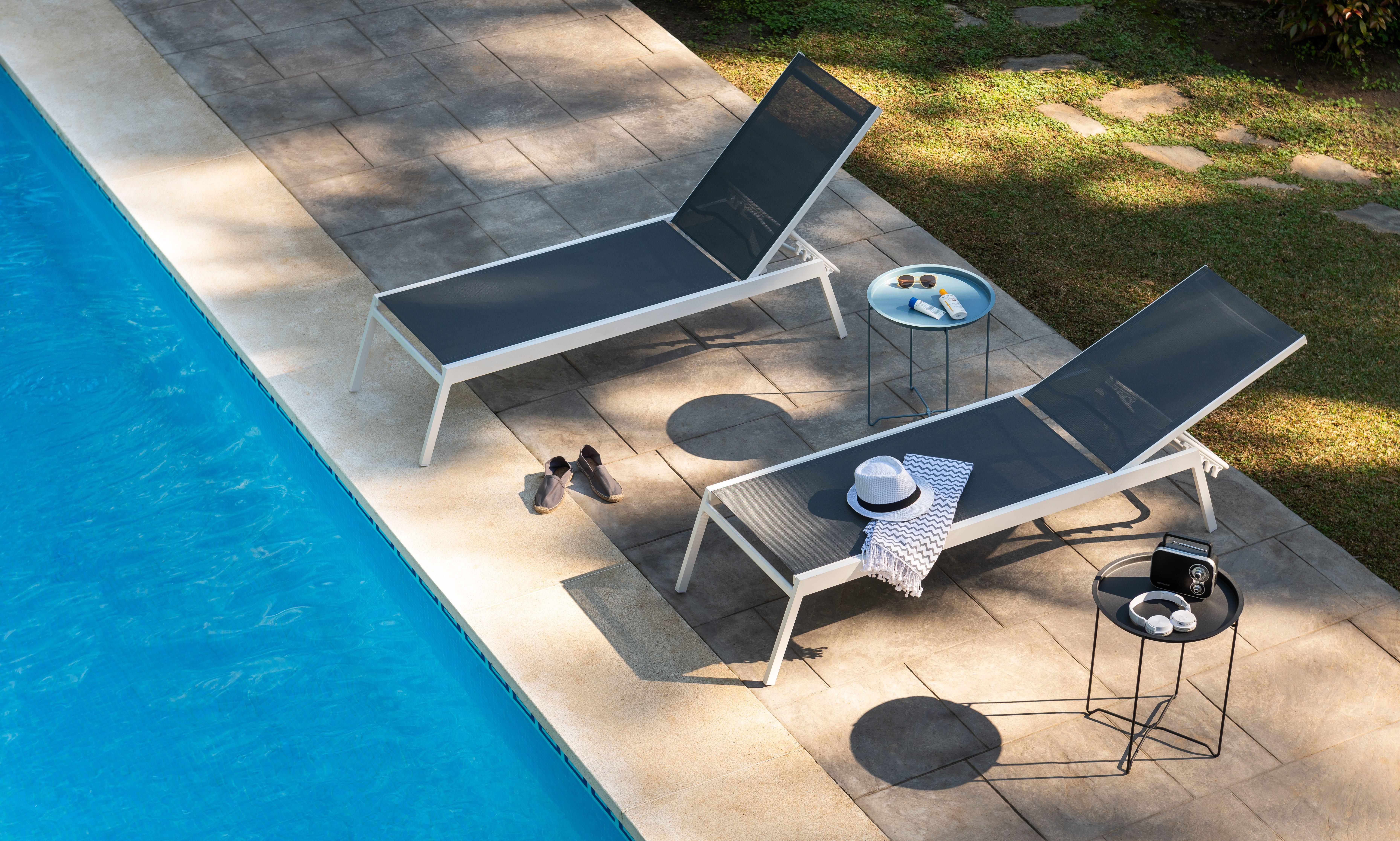 mobilier de jardin pas cher gifi piscine bain de soleil mobilier jardin