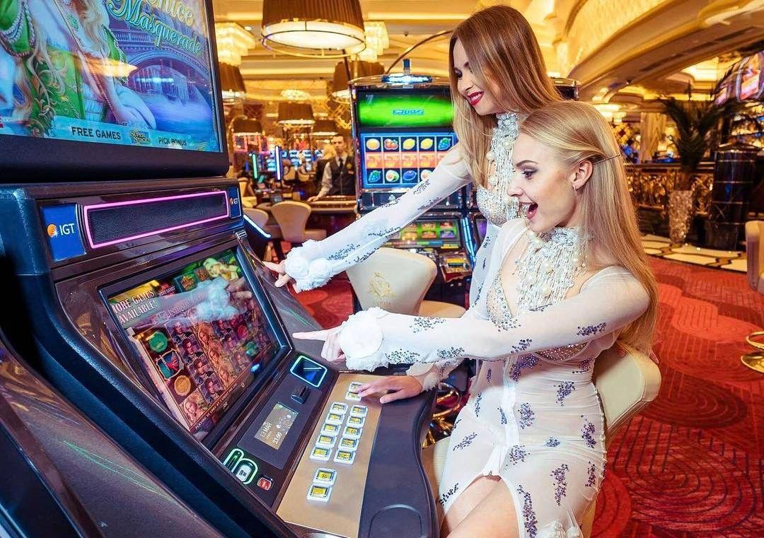 Erotic Slot Machine