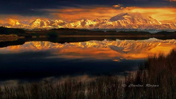 Incredible Denali photo.