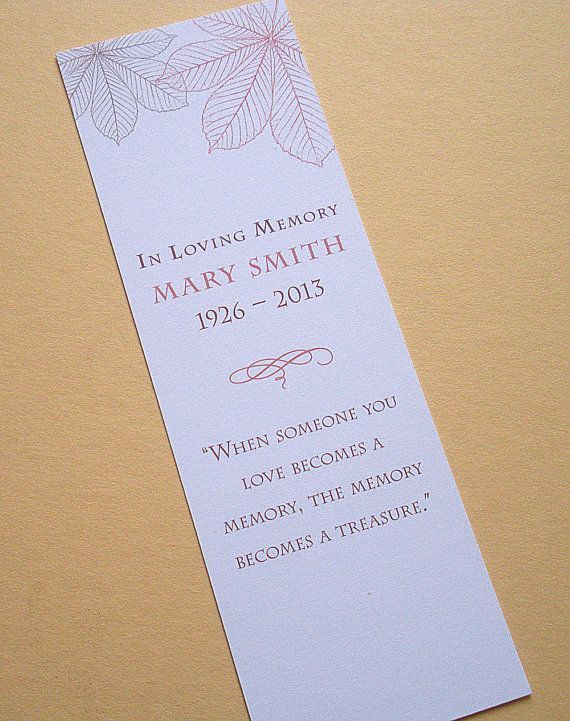 Life Celebration Ideas, How to Plan a Memorial Service - memorial service invitation wording
