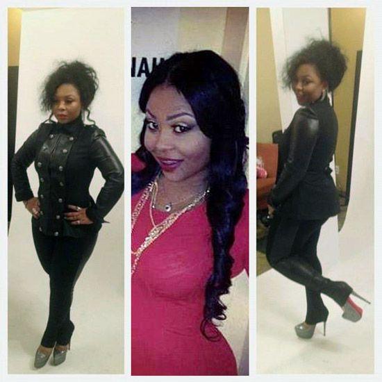 Shekinah Jo Total Makeover Hairtherapy Pinterest Hair