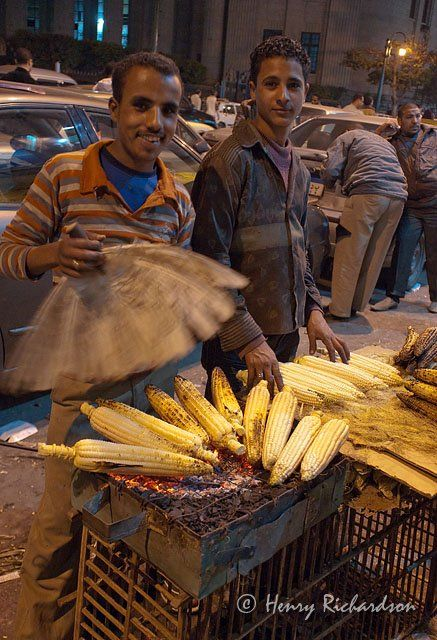 Egypt Street food by Bakubo Photography by Henry Richardson