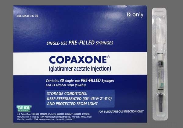 Копаксон – первое лекарство от рассеянного склероза | ISRAEL ...