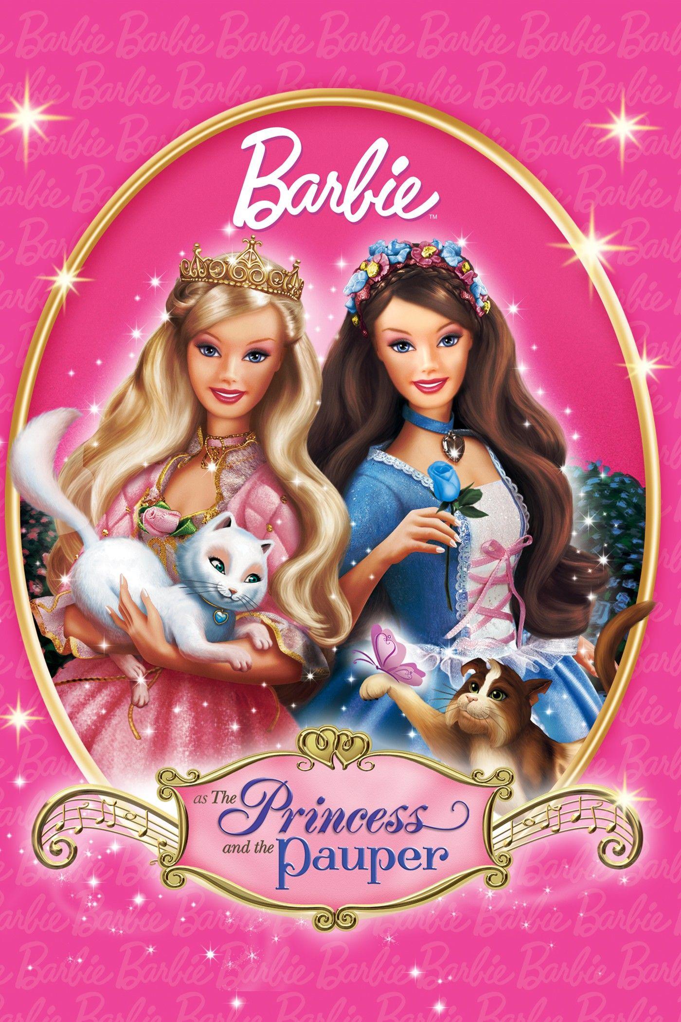 Barbie As The Princess And The Pauper Películas de