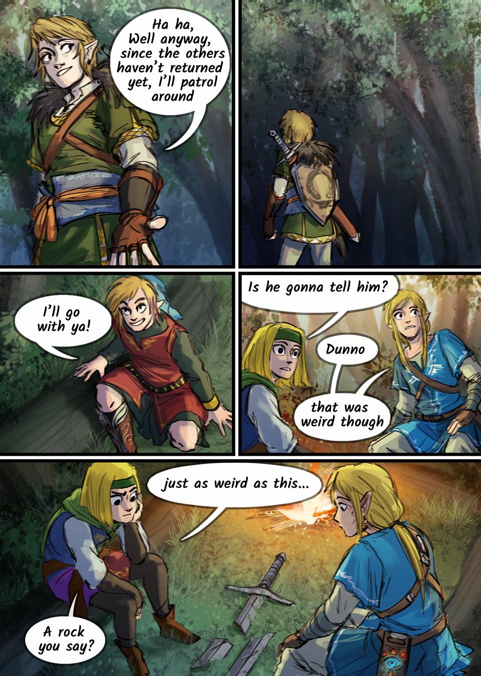 Linked Universe Legend Of Zelda Memes Linked Universe Zelda Funny