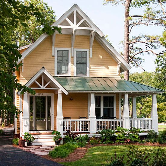 Exterior House Paint Color Combinations: Exterior Color Combinations Done Right