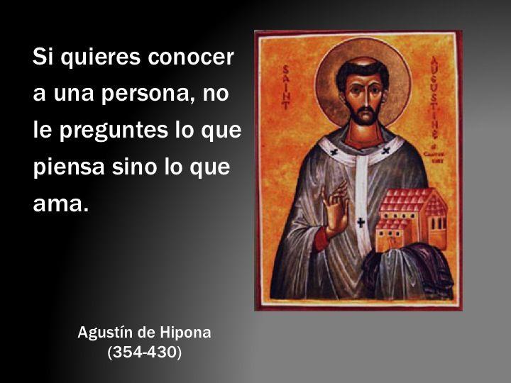 San Agustin De Hipona Frases Buscar Con Google Cato Pinterest