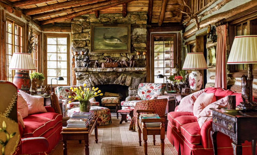 Cote De Texas Toby Patrick West In 2020 Rustic House Cottage Interiors Rustic Cabin