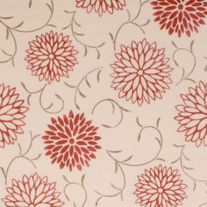 Colours Paste The Wall Romantic Cream Red Wallpaper Departments Diy At B Q Floral Wallpaper Wallpaper Red Wallpaper
