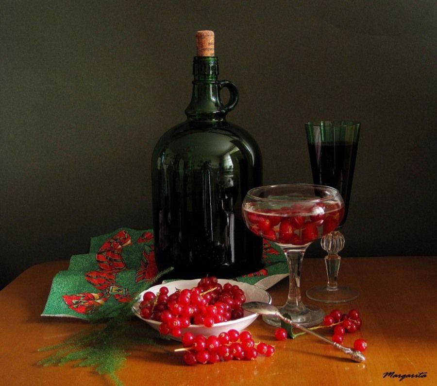Красивые фото натюрморты с вином и бокалами | Вино ...