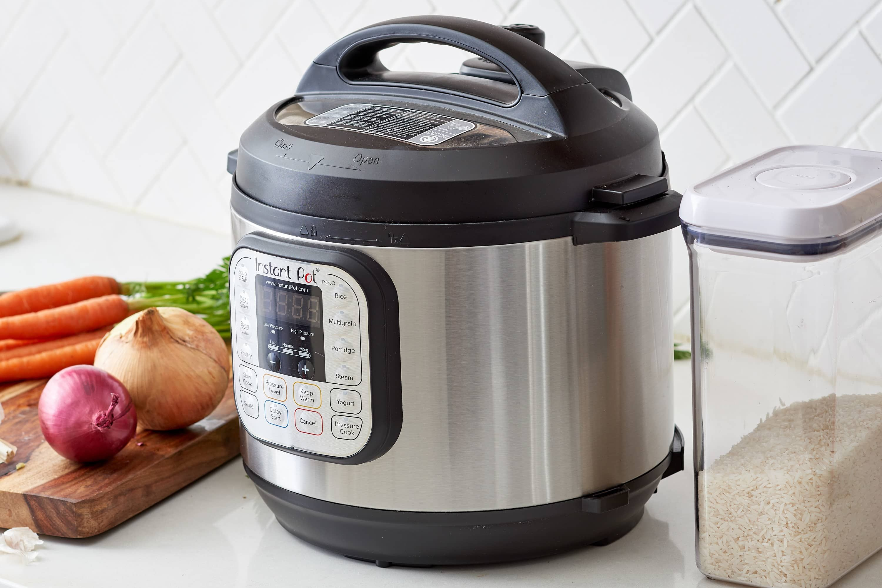Here's How to Stop Instant Pot Steam from Damaging Your ...