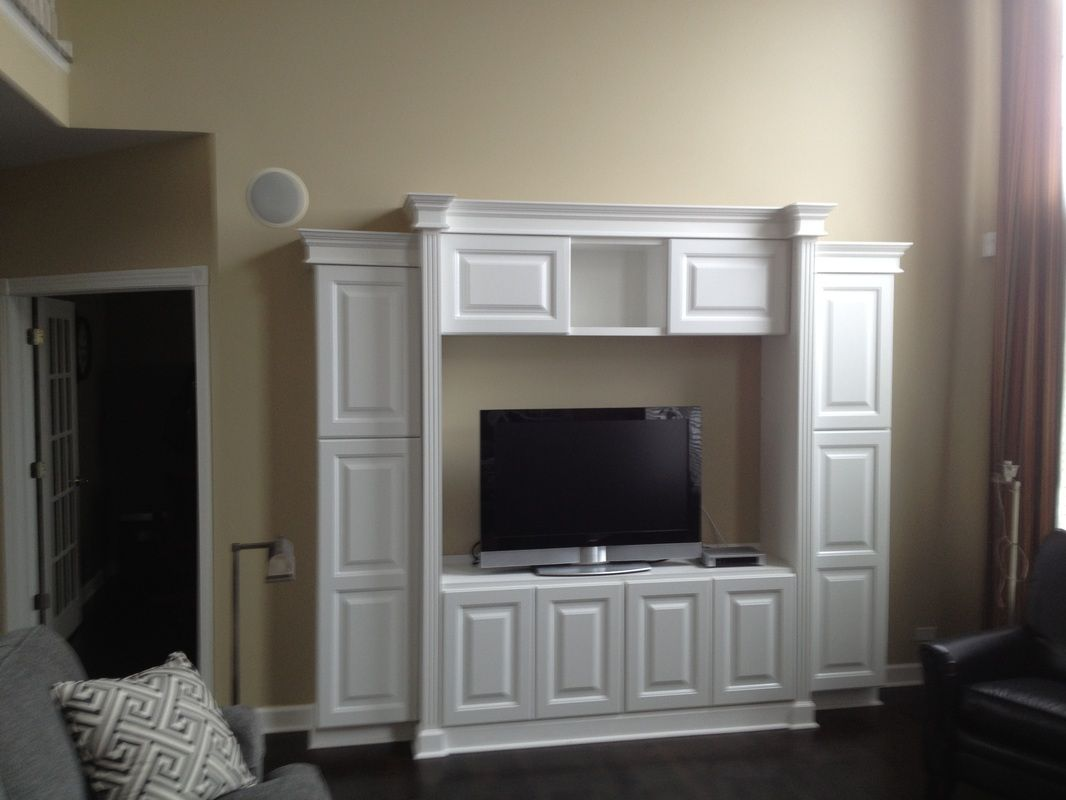 Custom Designed Built Ins, Entertainment Centers And Cabinetry   Galvan  Construction And Maintenance,