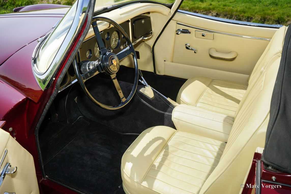 Jaguar XK 150 3.4 Litre OTS, 1958 - Classicargarage - NL