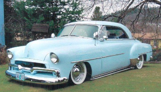 Pics Of Gassers Chevy 1952 Photo Gallery Chevrolet S Sold 1952 Chevy Bel Air 2 Door Coches Clasicos Chevy Bel Air