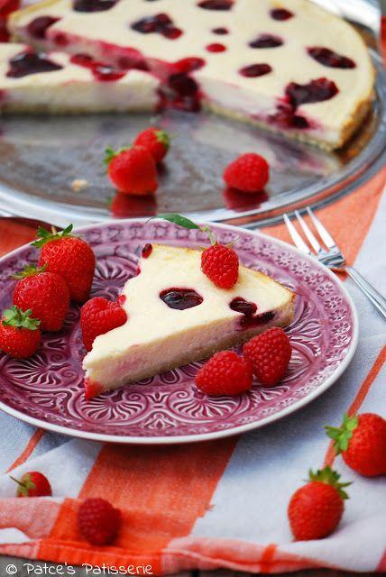 Patce's Patisserie: 15 Kuchen, die nach Sommer schmecken! #veryberry #verycherry #verylecker