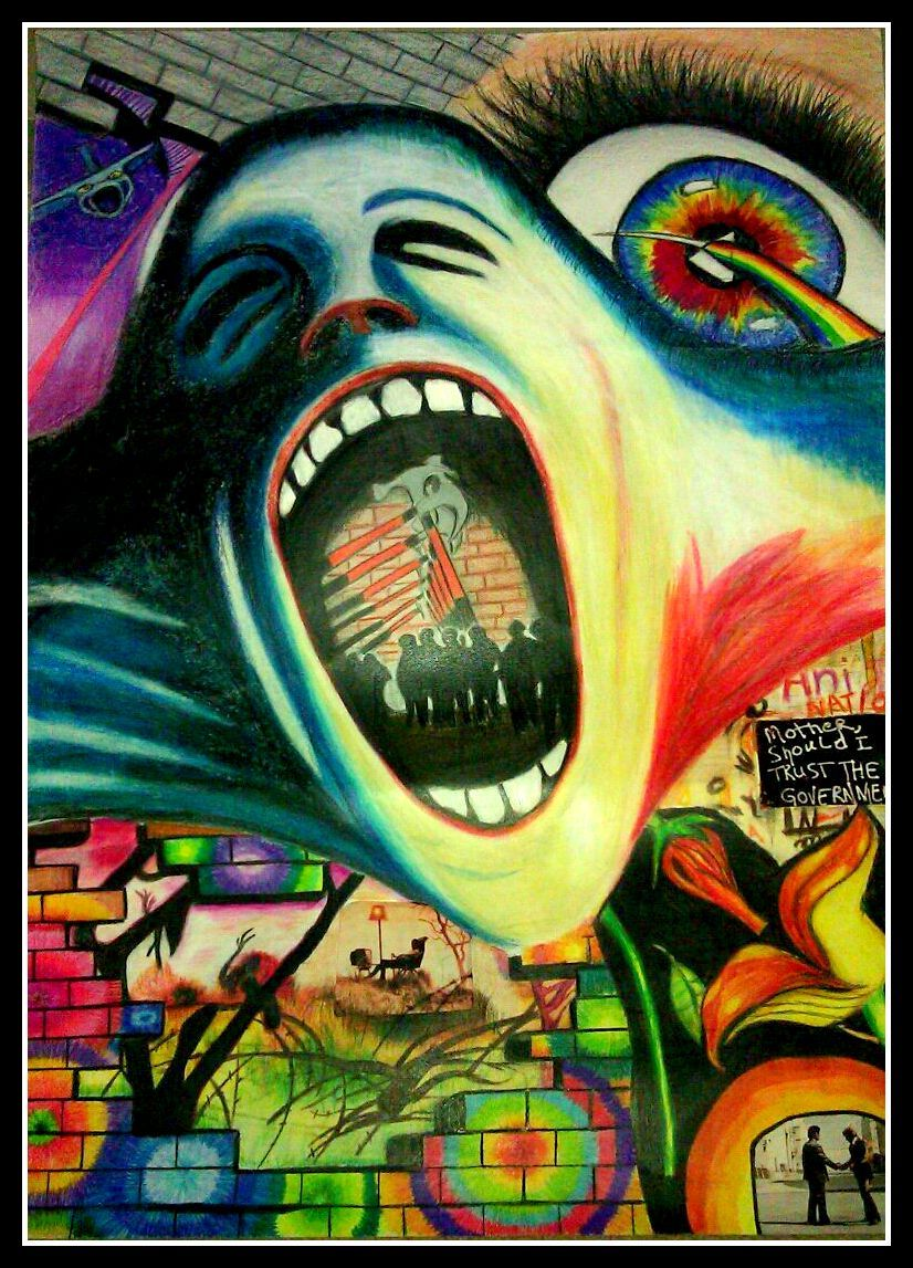 Google themes pink floyd - Deviantart More Artists Like Pink Floyd The Wall Wip By