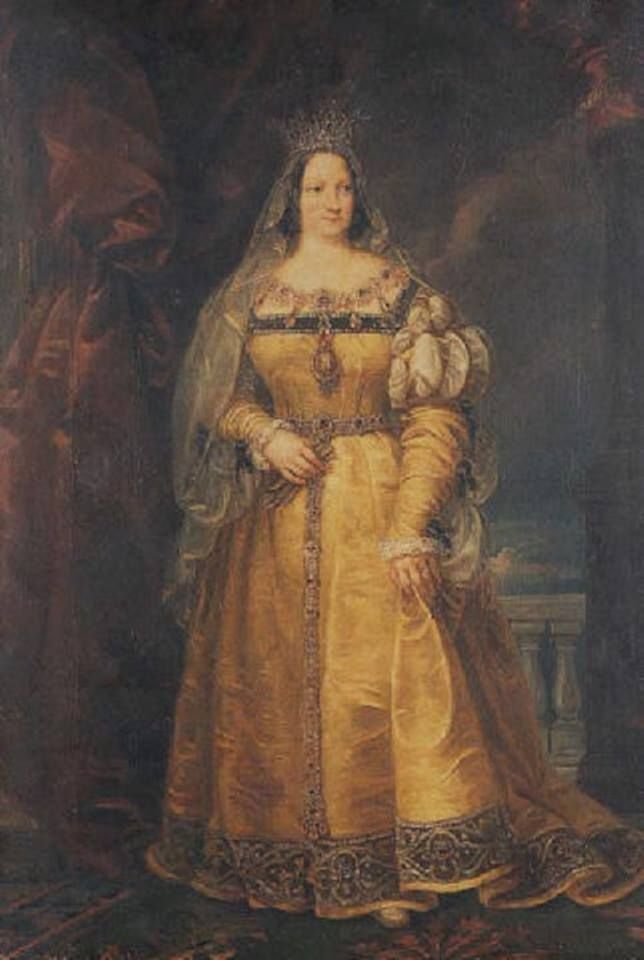 картинки королева изабелла бюджетное учреждение