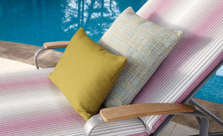 New Outdoor Textiles From Kirkby Romo With Images Interior