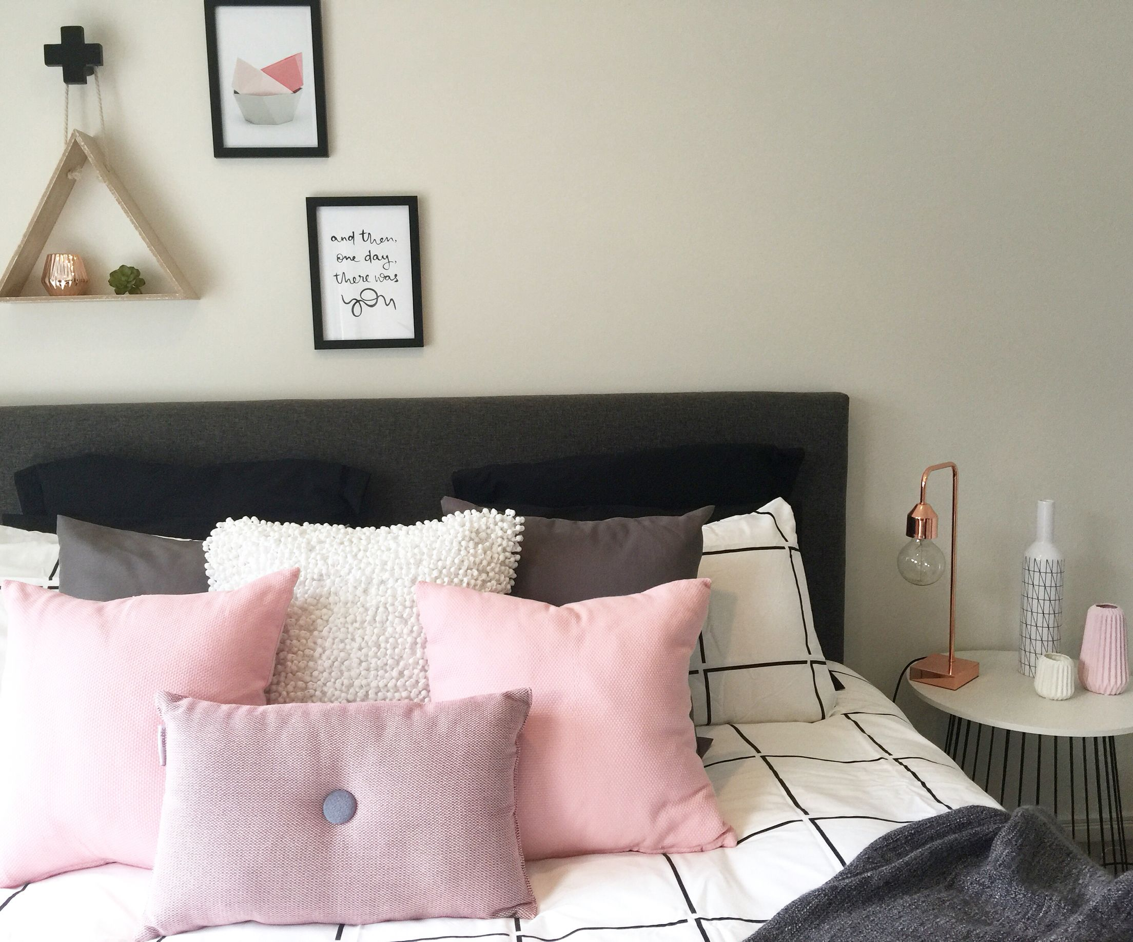 My Cosy Master Bedroom Kmart Finds Adairs Amp Pillowtalk