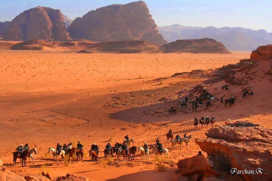 Wadi Rum by Parehan k on 500px #wadirum