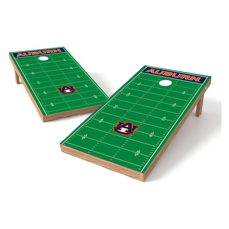 Astounding Wild Sales Ncaa Football Field Xl Shield Cornhole Set Pabps2019 Chair Design Images Pabps2019Com