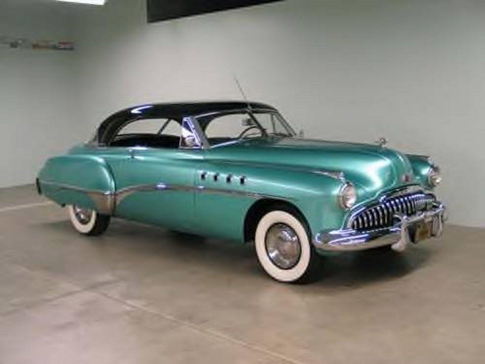 1949 - Buick Riviera