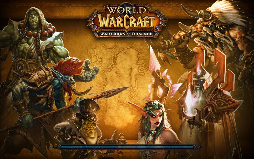 Loading Screen Warcraft Art World Of Warcraft World Of Warcraft Movie