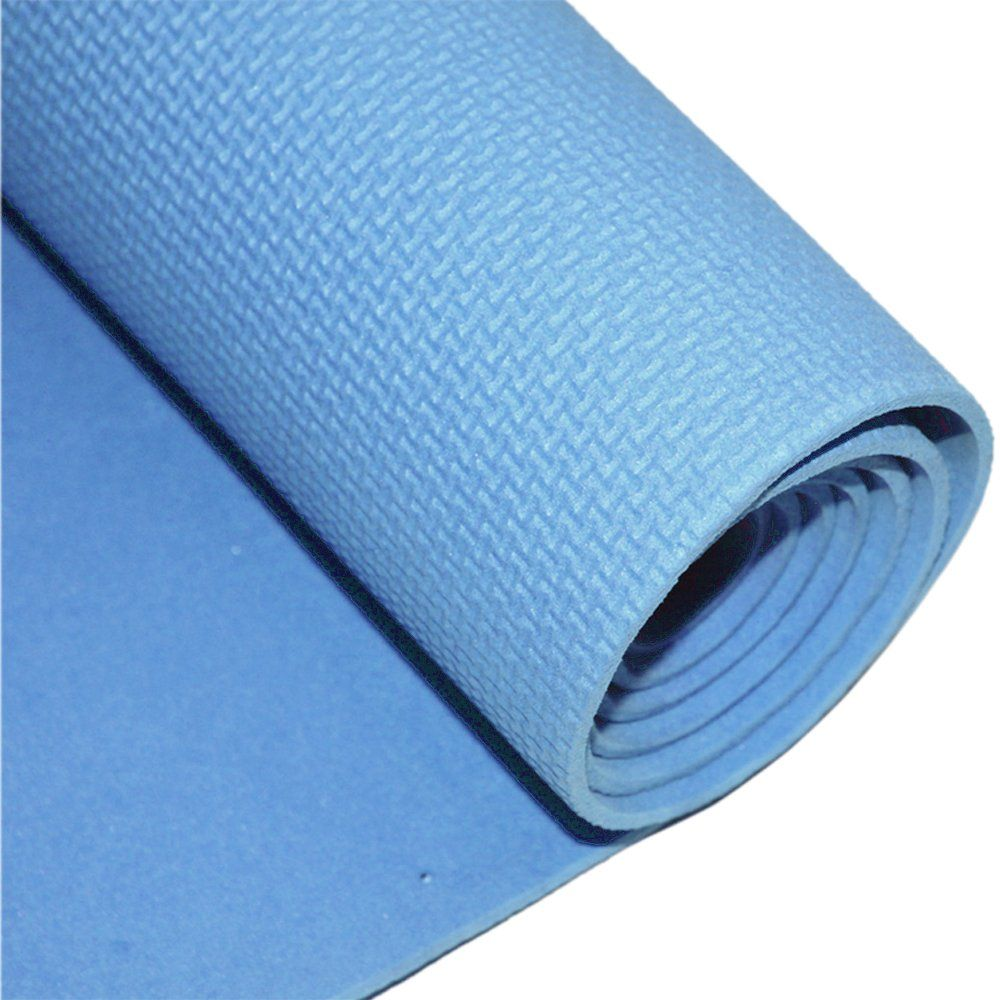 Ezyoutdoor 3 pieces 6mm yogitoes hot yoga pads thick