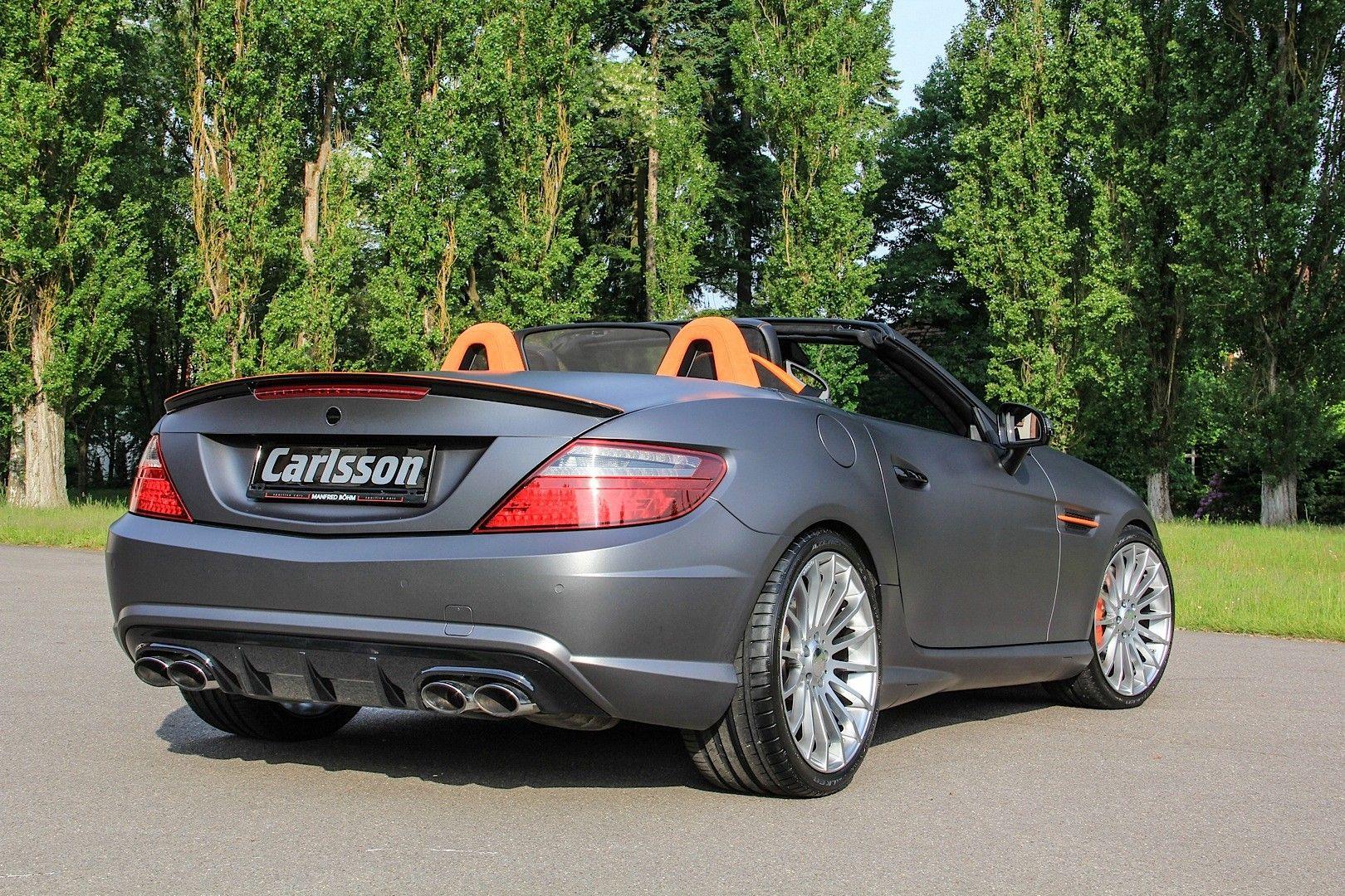 Carlsson Mercedes Benz Slk 55 Amg With Images Mercedes Benz