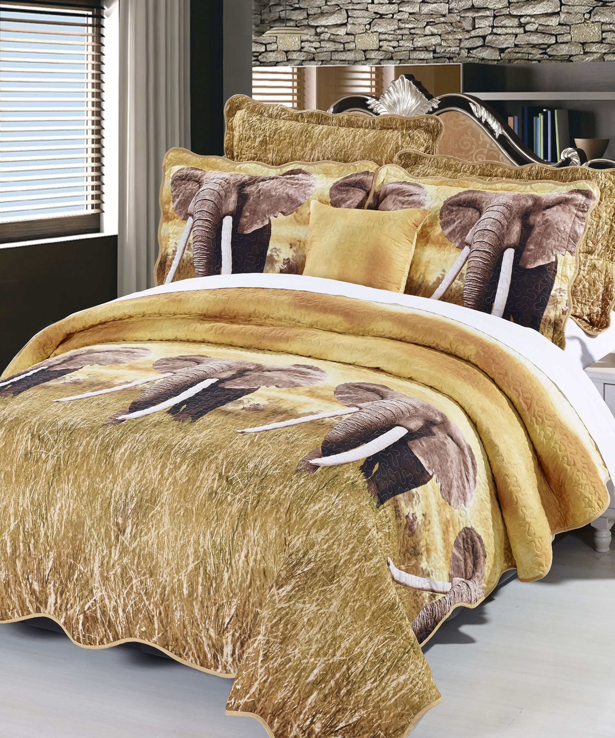 Cotton Polyester Quilt Covers