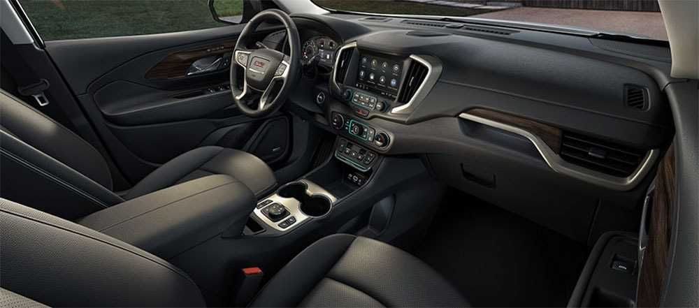 Gmc Terrain 2018 2019 2nd Generation Of The American Crossover