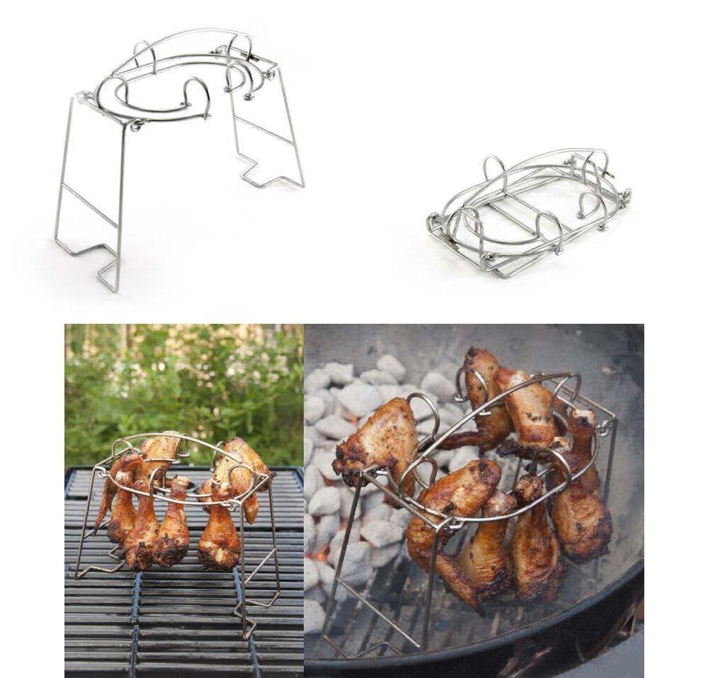 IMEX EL ZORRO 71676 Grille de Barbecue en Zinc 62 x 41 cm