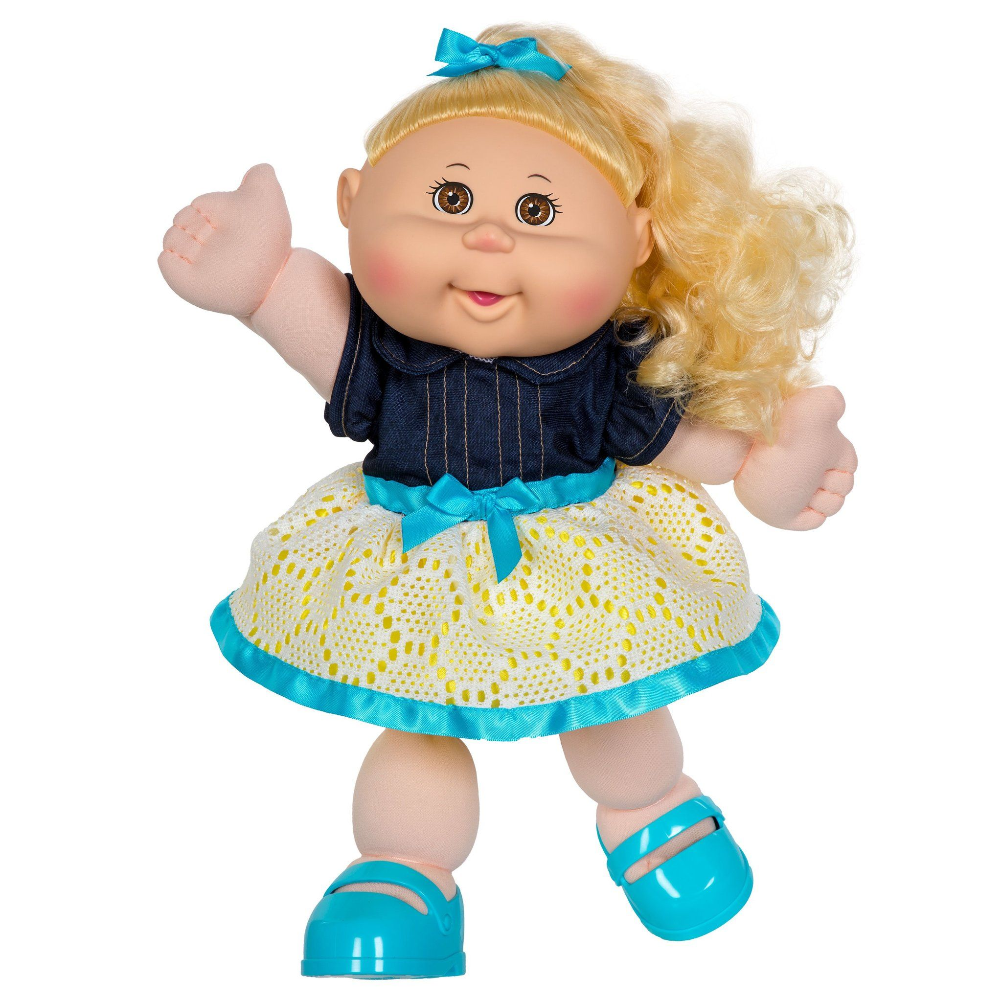 35th Anniversary 14 Inch Kid Cabbage Patch Kids Cabbage Patch Babies Cabbage Patch Kids Dolls Cabbage Patch Kids