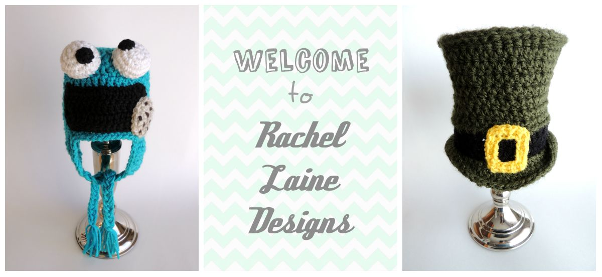 bb902f536 Rachel Laine Designs – Colorful Crochet, Crafts, and all things ...