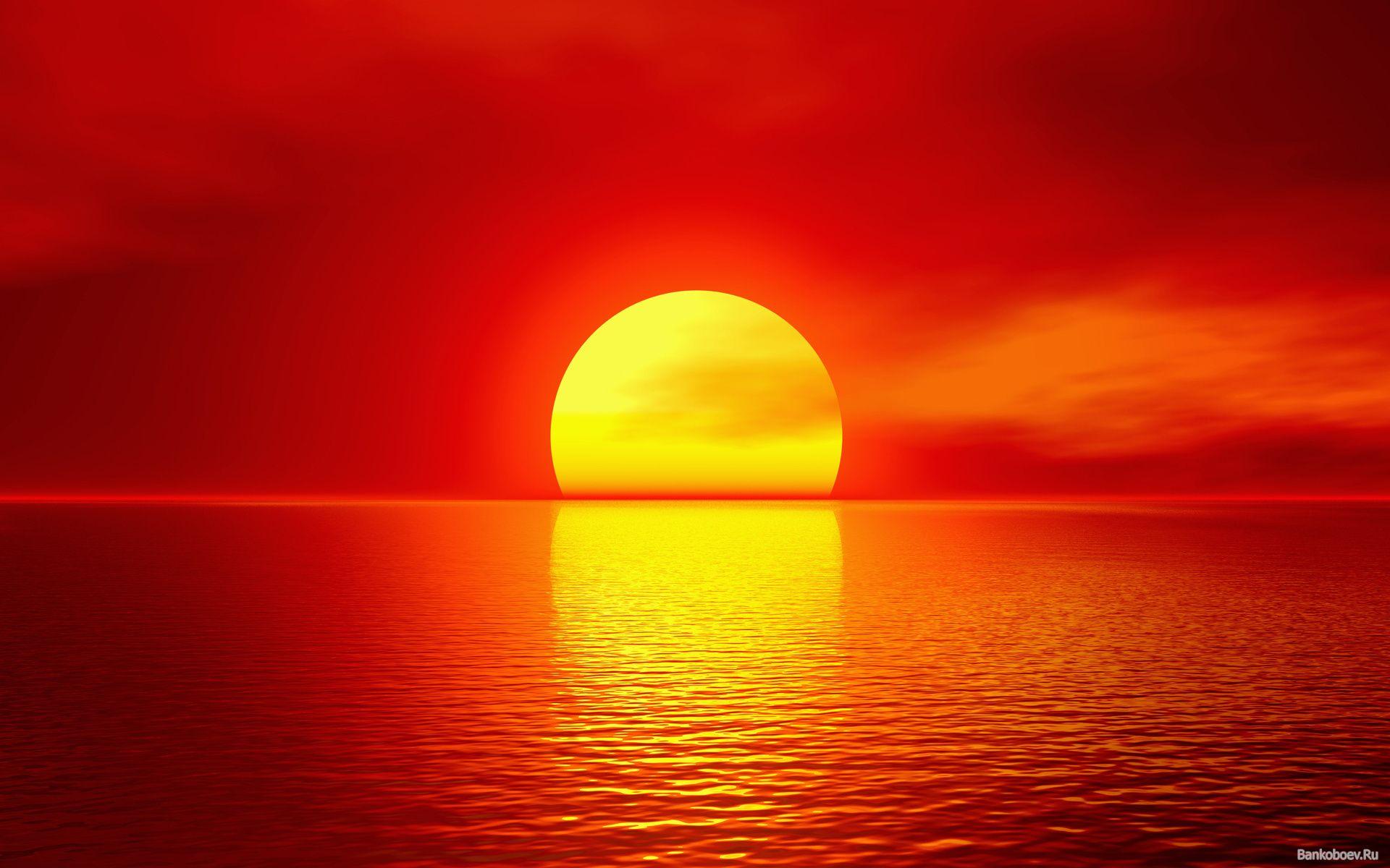 закат солнца - Поиск в Google | Картинки с закатом, Закаты ...