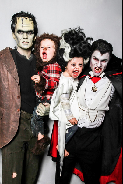 a76d8af57a4 NPH and his family celebrate Halloween. Click here for costume deets!