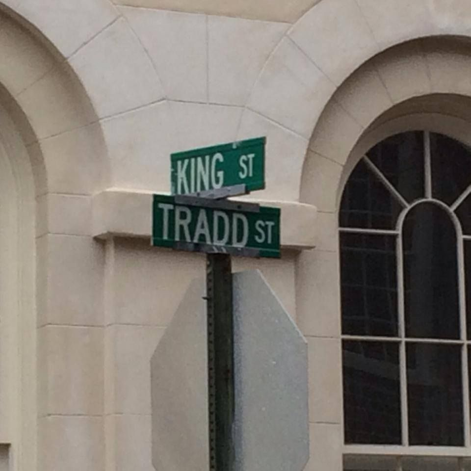 King and Tradd in SC