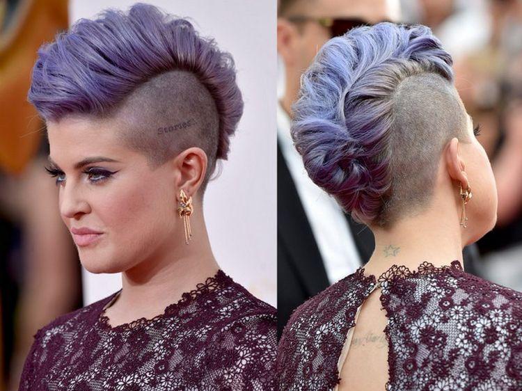 Irokesenschnitt Damen Stylen Festlich Hochgesteckt Hairstyles Irokesenschnitt Kurze Haare Festlich Stylen Frisuren