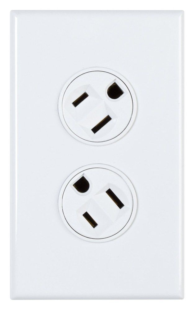 The 360 Electrical Rotating Duplex Outlet Stops Hella