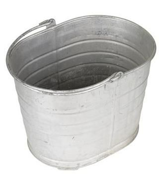 How to Use a Galvanized Tub As a Planter