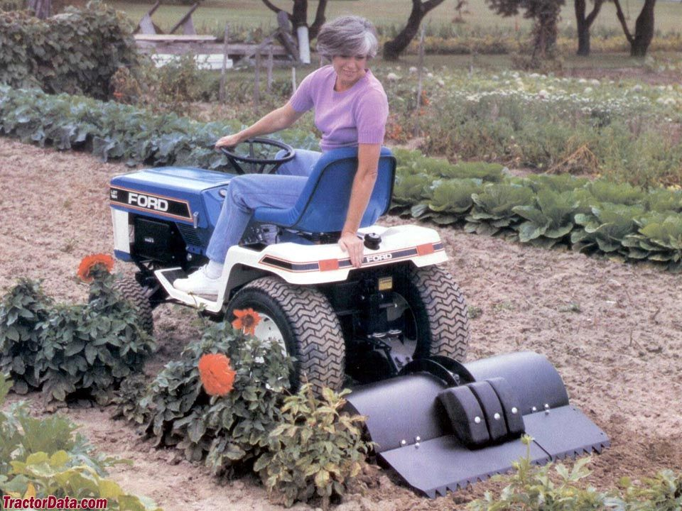 Ford Lawn Tractor Operators Tractordata Com Ford Lgt 18h Tractor Photos Information Tractors Garden Tractor Lawn Tractor