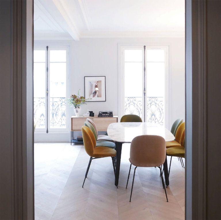 L\'appartement Jardin des Tuileries   Table en 2019 ...