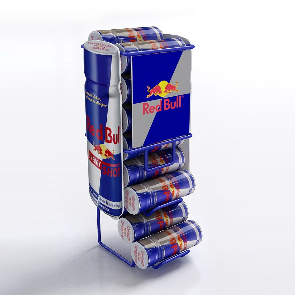 Red Bull Drink Pos