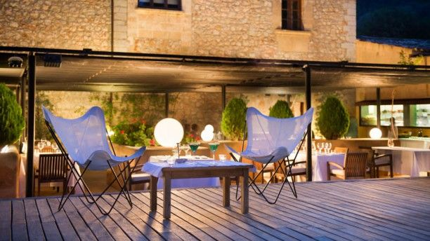 365 Restaurant Son Brull Hotel Spa Terraza Restaurante