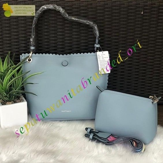 Tas Wanita Hush Puppies New Harga Medium 900 Rb Sale To 590rb