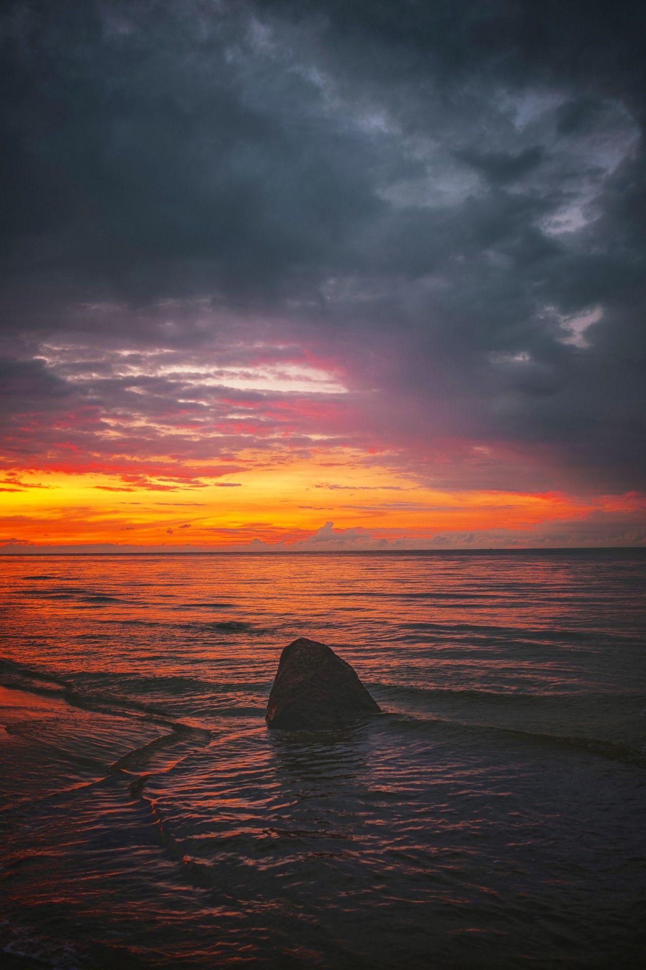Relic - #baltic #landscape #meolog #on #original #photographers #sea #source #sunset #tumblr #usedom